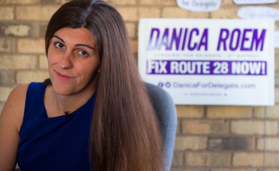 It's important that you know who Danica Roem is, and why she's trending on Twitter