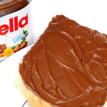 Nutella secretly changed their formula and people are freaking out