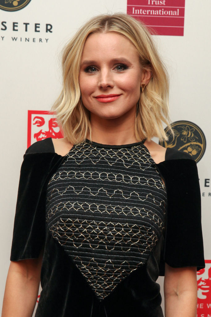 Kristen Bell\u0027s bob is the perfect haircut for November