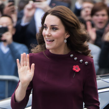 Kate Middleton is a total mom when she talks about dropping Prince George off at nursery school