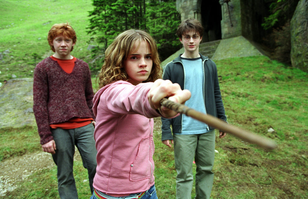 "Wands at the ready, a ""Harry Potter"" Go mobile game is happening"