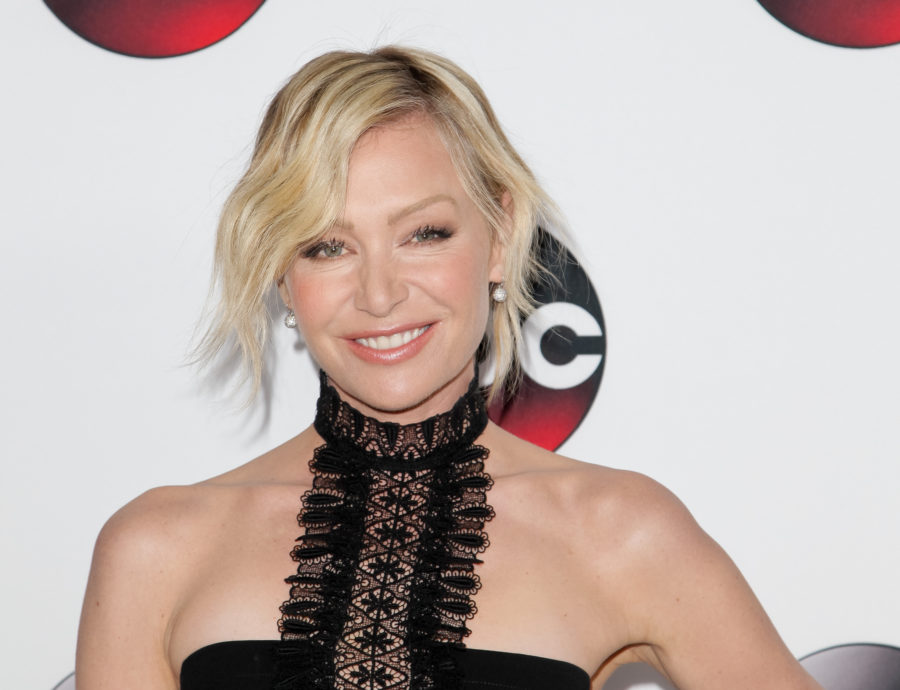 Portia de Rossi says Steven Seagal exposed himself to her during an audition
