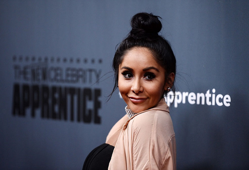 Nicole Snooki Polizzis Daughter Looks Just Like The Jersey Shore