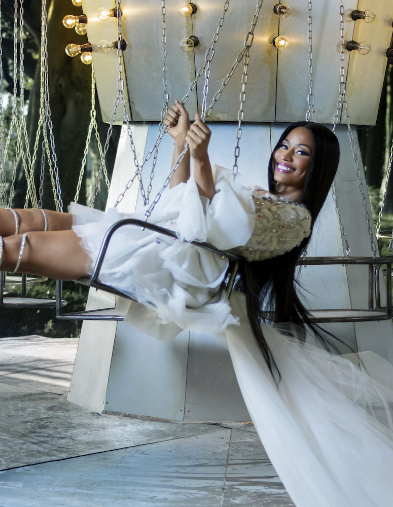Nicki Minaj To Star In H&M Fairytale Christmas Commercial