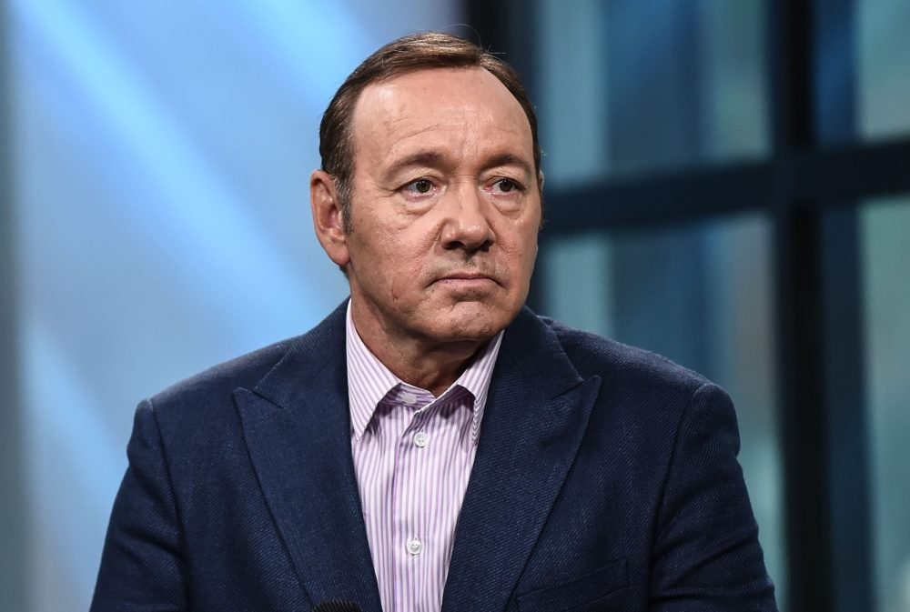 Kevin Spacey has been cut and recast in a movie literally *six weeks* before it comes out