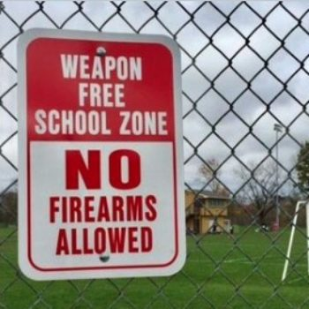 Michigan may pass a bill that allows people to bring guns to schools and churches