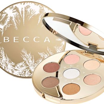 Becca Cosmetics just slashed the price of its new eyeshadow palette, and it feels like Chrismas came early