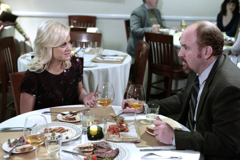 "The creator of ""Parks and Recreation"" has just apologized for having Louis C.K. on the show"