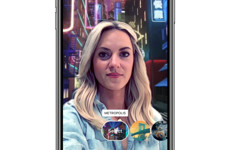 "How to use the new ""selfie scene"" on your iPhone X"