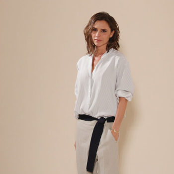 Victoria Beckham is collaborating on a new Reebok fashion line (that will hopefully be affordable)