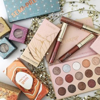 14 makeup products that we're eyeing from ColourPop's 20% off beauty sale