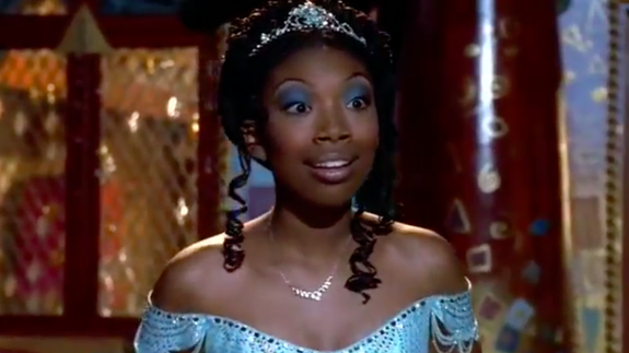 "What Brandy's ""Cinderella"" meant to me as a Black girl growing up in the '90s"