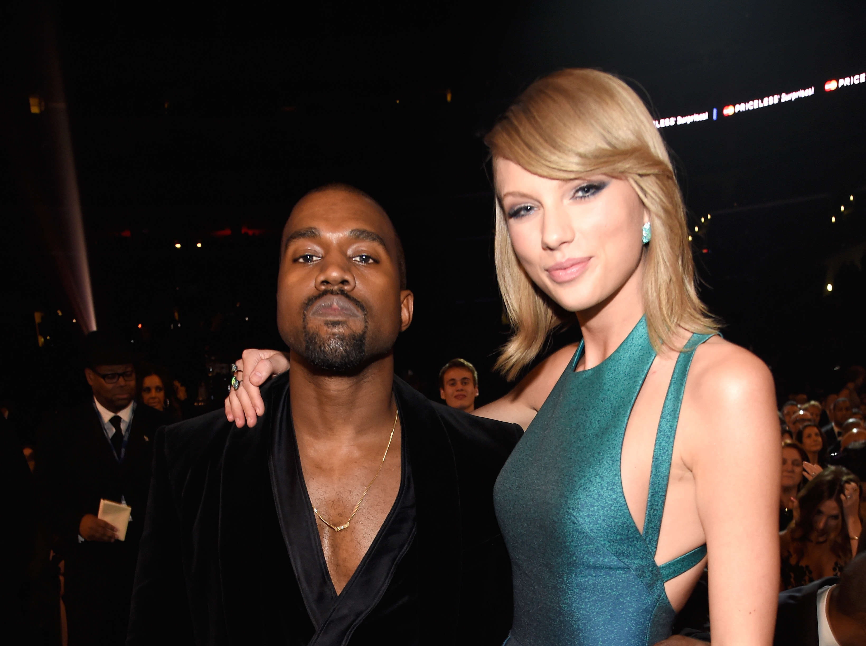 Here's the Taylor Swift song that is *probably* about her feud with Kim Kardashian and Kanye West