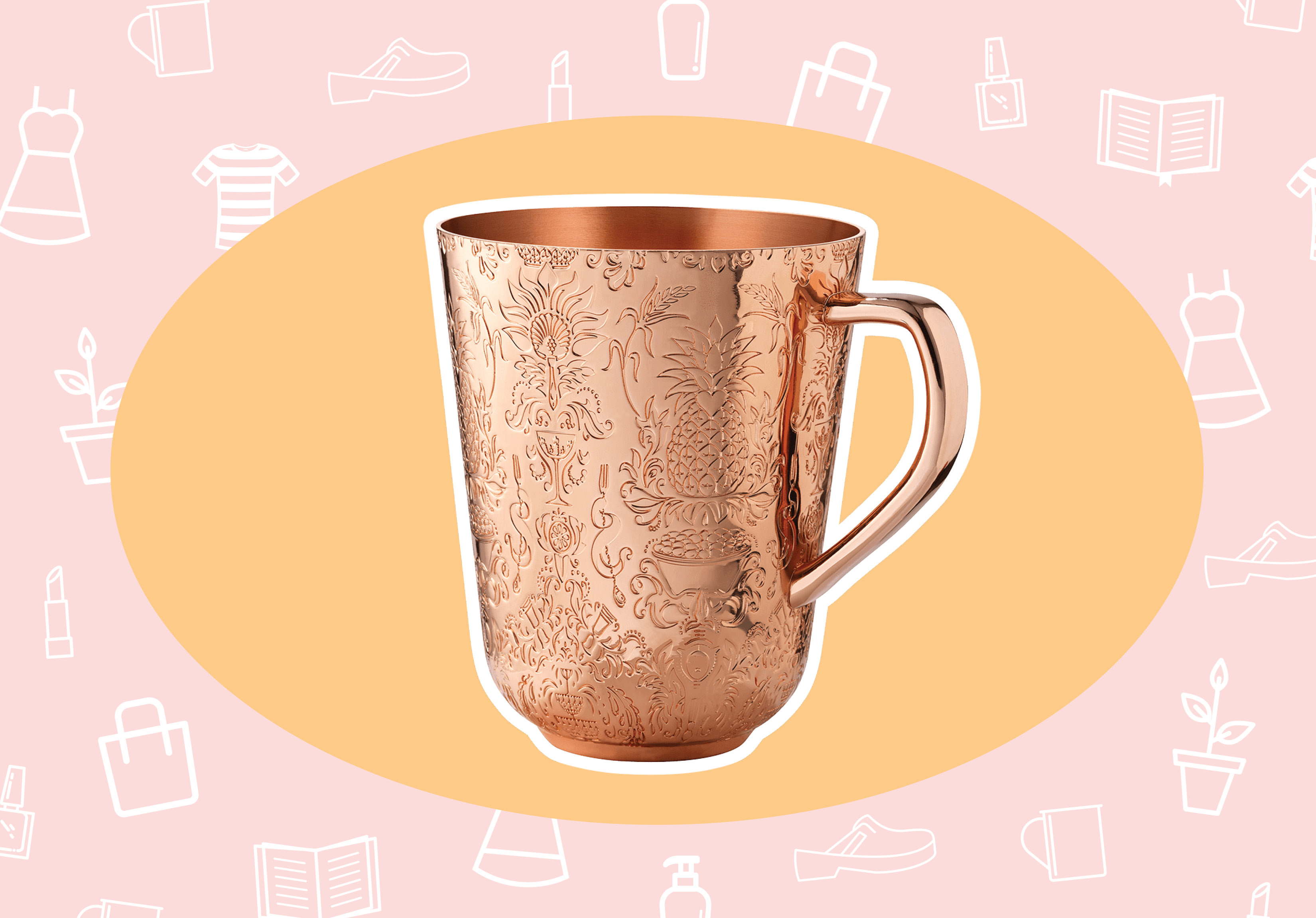 WANT/NEED: The prettiest copper mug to sip your Moscow Mules in style, and more stuff you want to buy
