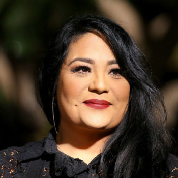 Suzette Quintanilla defended Cardi B and Kim Kardashian in honor of Selena