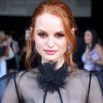 """Riverdale"" star Madelaine Petsch asked her boyfriend to do her makeup, and we're loving her new lewk"