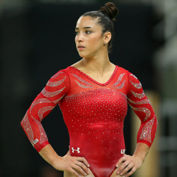Gymnast Aly Raisman says she was sexually abused by USA team doctor