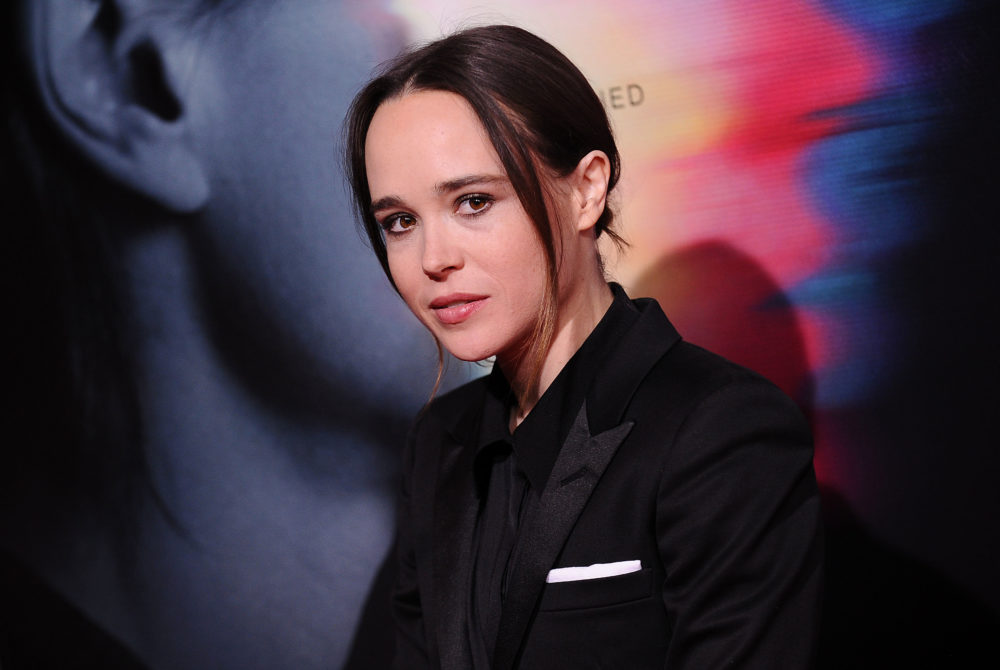 """Ellen Page will star in Netflix's """"Umbrella Academy,"""" and the emo teen in us is freaking out"""