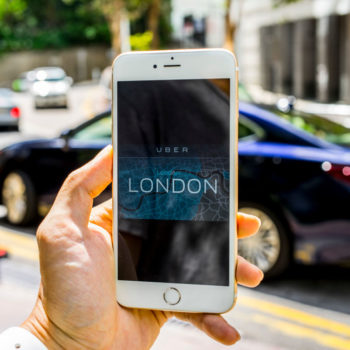 Uber lost a legal battle in the U.K., and that's a good thing
