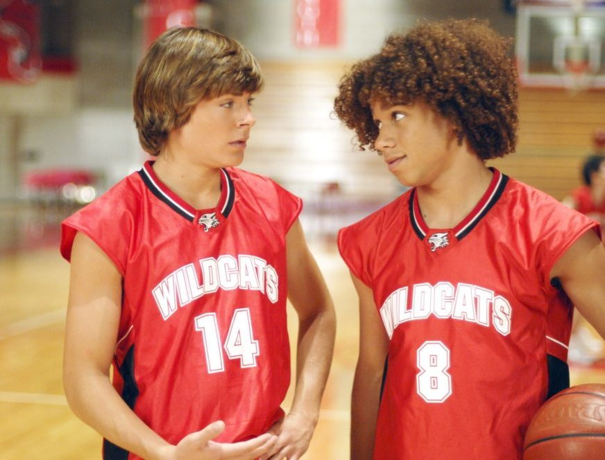 "Disney is making a ""High School Musical"" TV show, because it's about time we got our head in the game"