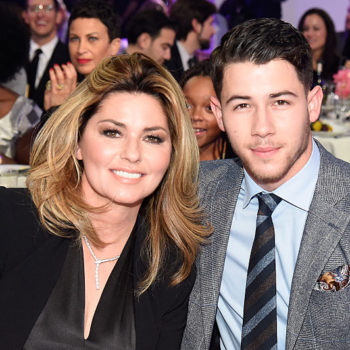 Nick Jonas and Shania Twain just released a new Christmas song, and we're so ready for the holidays