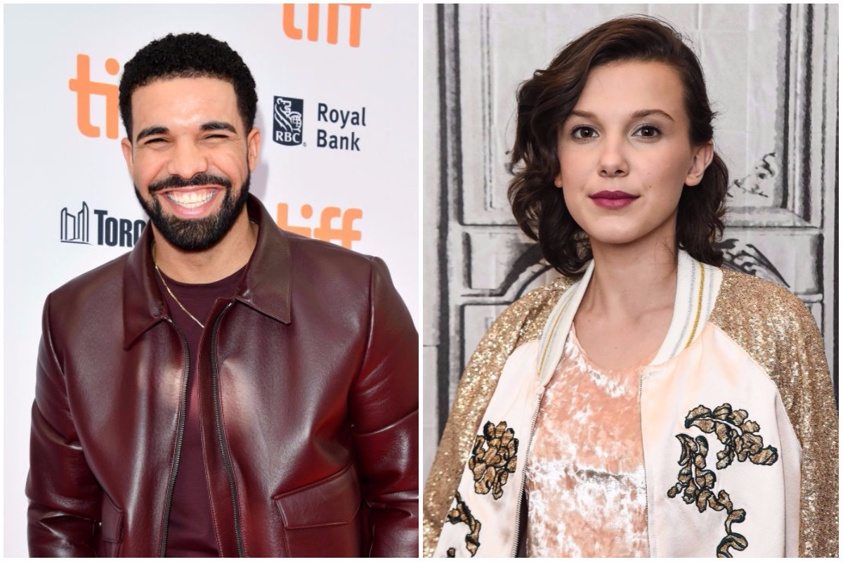 "On a scale of 1 to 10, Drake's love for ""Stranger Things"" is an Eleven"