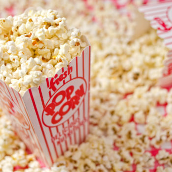 Ever wondered what's in movie theater popcorn butter? Well, it's not butter