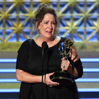 """The Handmaid's Tale"" actress Ann Dowd described exactly how she felt when she won her Emmy"