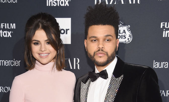 Selena Gomez liked The Weeknd's Instagram post, and the internet can't handle it