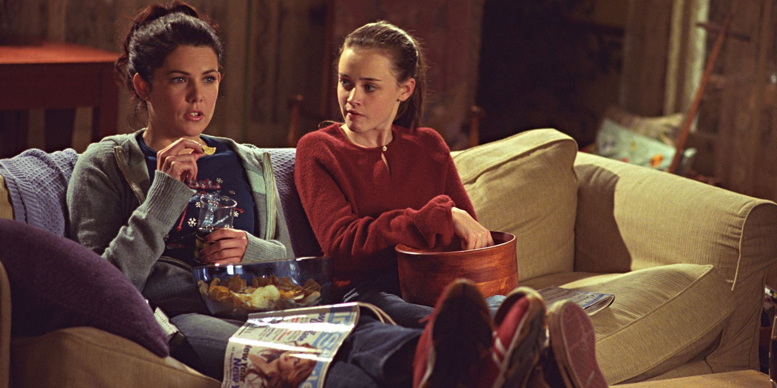 "Another ""Gilmore Girls"" revival might be coming, commence freak out"