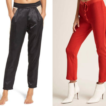 "8 fancy athleisure pants (aka ""eating pants"") to wear this Thanksgiving"