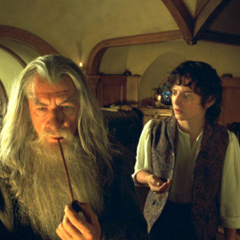 "A ""Lord of the Rings"" series is officially happening, and we're ready for more second breakfasts"