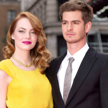 Emma Stone and Andrew Garfield were the friendliest exes at the Governors Awards