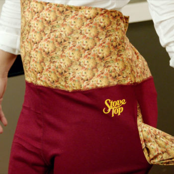 These stretchy stuffing pants will keep your Thanksgiving food baby cozy