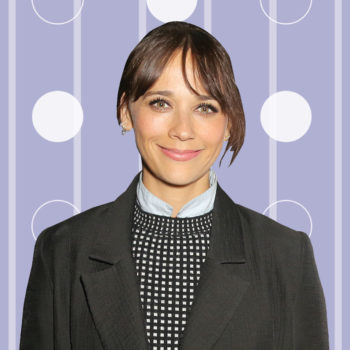 Rashida Jones speaks to us about representation and education in the Trump era