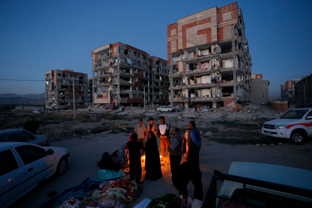 Ways you can help victims of the Iran-Iraq earthquake