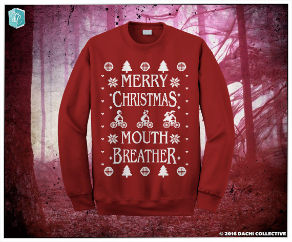 Stranger Things Ugly Christmas Sweater.18 Stranger Things Holiday Sweaters To Shop For Christmas