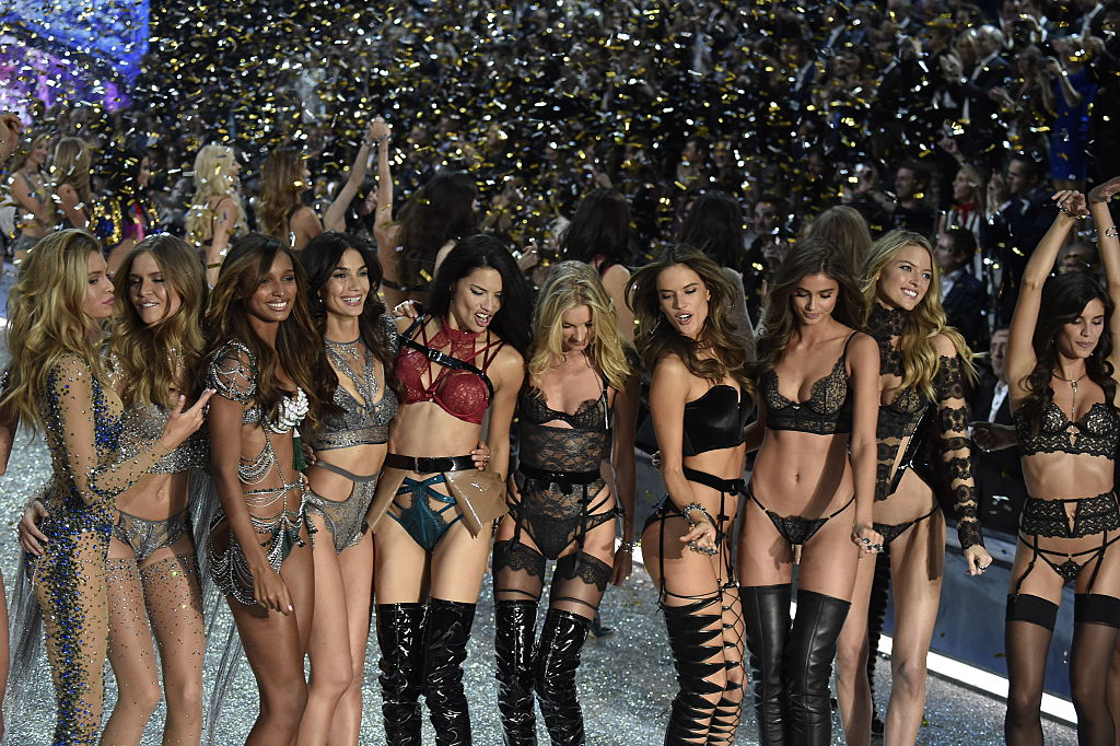 Victoria's Secret has added six black models to its annual fashion show