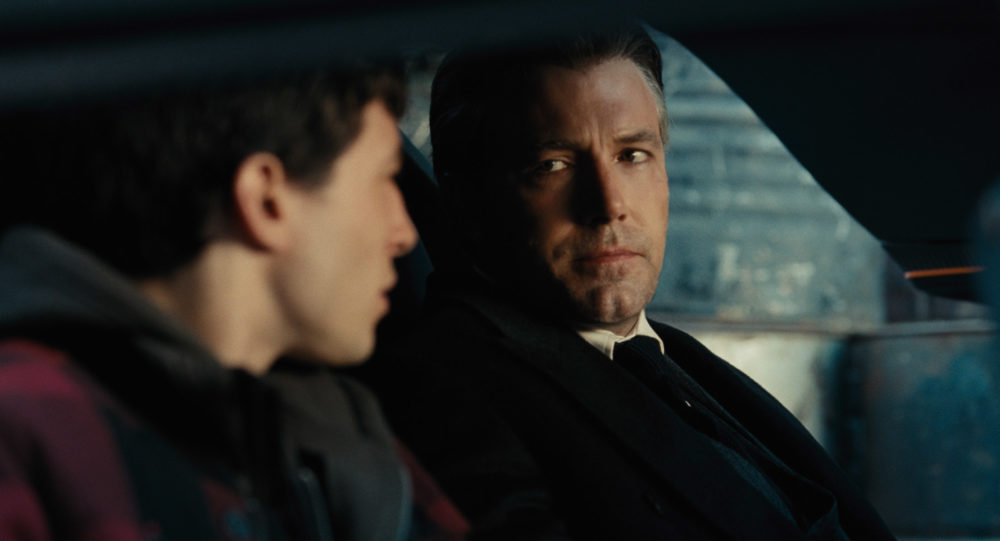 Ben Affleck still hasn't decided if he's done playing Batman, and dude just make up your mind