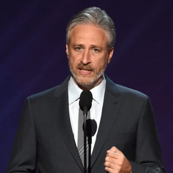 "Jon Stewart is ""stunned"" by sexual misconduct allegations against Louis C.K.: ""You get mad at yourself, too, for laughing it off"""