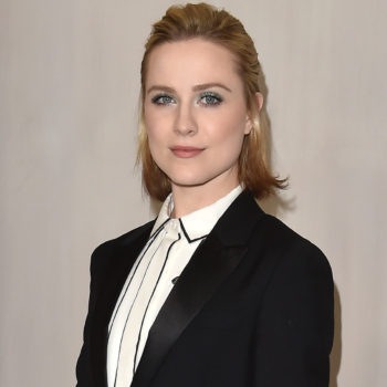 Evan Rachel Wood opened up about the effects of sexual assault allegations in the news cycle