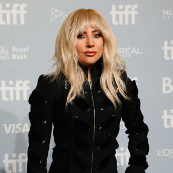 Lady Gaga stopped her concert performance to help an injured fan