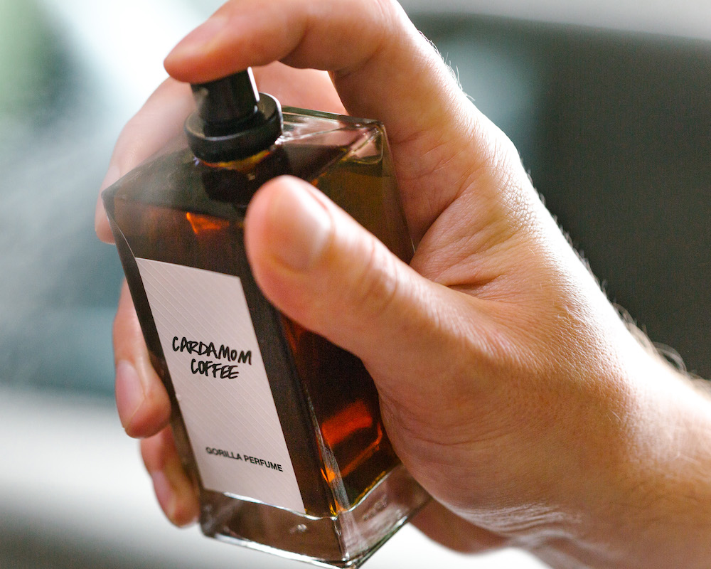 Lush launched new fragrances, and here's what we're adding to our Christmas wishlist