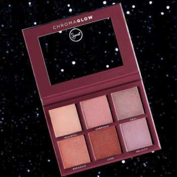 Sigma Beauty's otherworldly highlighter palette has all of your galaxy glam needs covered