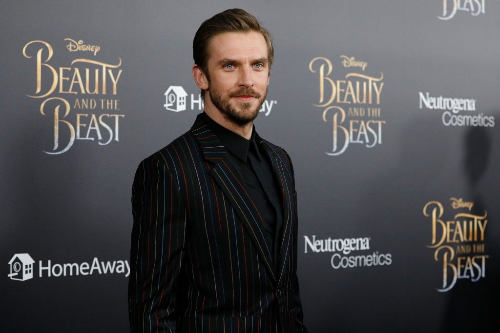 "Even Dan Stevens doesn't know Beast's real name in ""Beauty and the Beast,"" and one day we'll get to the bottom of this"