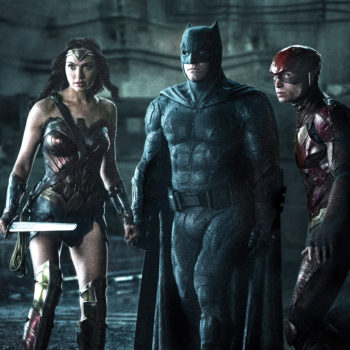 """Justice League"" finally assembles a crew of worthy heroes for the DC Universe"