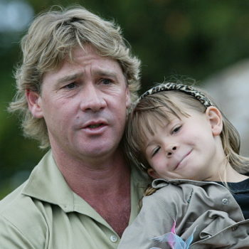 Bindi Irwin paid the sweetest tribute to her dad for Steve Irwin Day