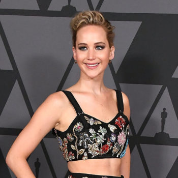 "Jennifer Lawrence says she was once ""threatened"" for standing up to a director"