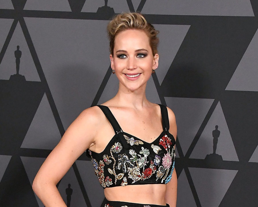 """Jennifer Lawrence says she was once """"threatened"""" for standing up to a director"""