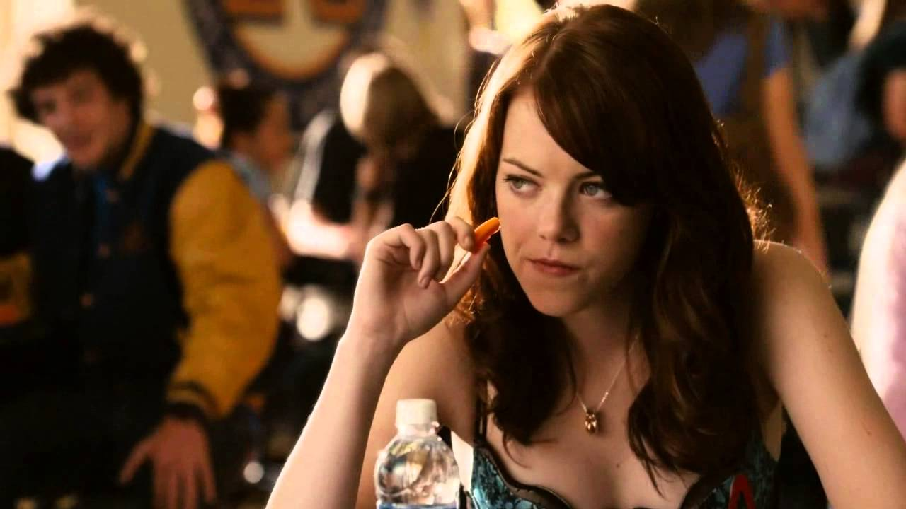 "Stop everything — Jennifer Lawrence auditioned for Emma Stone's iconic role in ""Easy A"""
